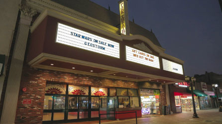 Park Twin Theatres