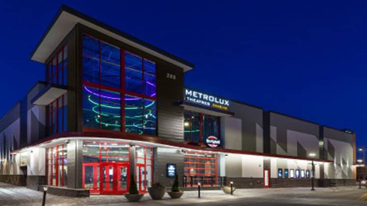 MetroLux Dine-In Theatres at the Foundry