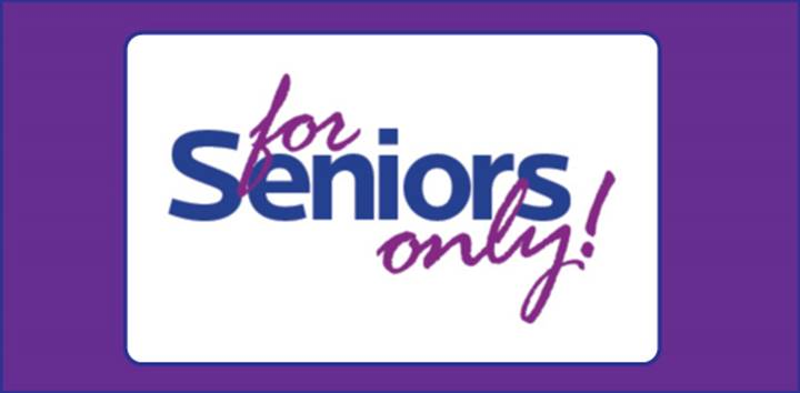 For Seniors Only