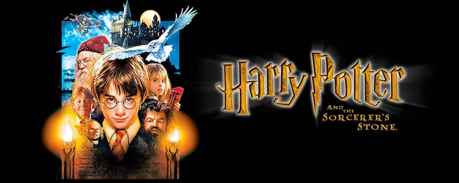 Harry Potter & the Scorcerer's Stone