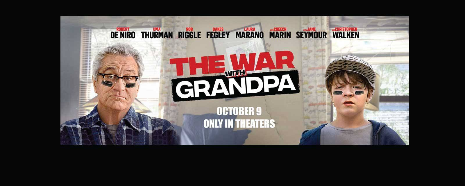 The War With Grandpa image