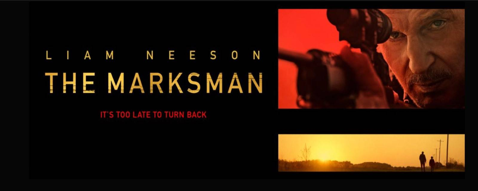 The Marksman (2021) image